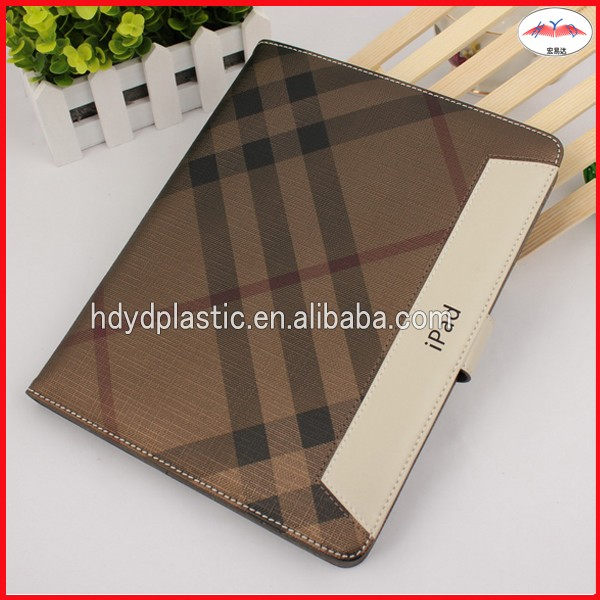 2014 good quality fancy case for ipad