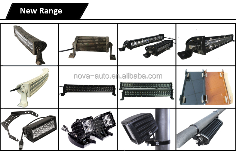 Cheap Prices 52 inch LED Light Bar Offroad Light Bar, Professional 300w LED Light Bar