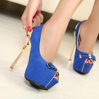 Туфли на высоком каблуке  SW003