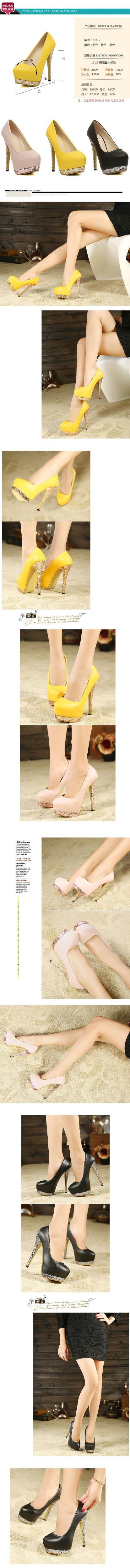 Туфли на высоком каблуке Other  8