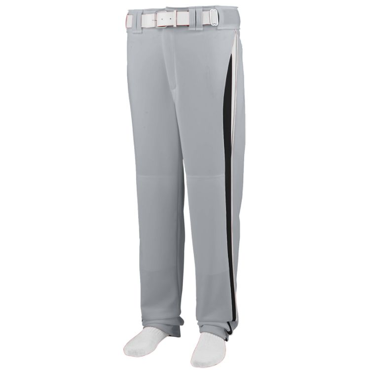 Plus size youth baseball pants