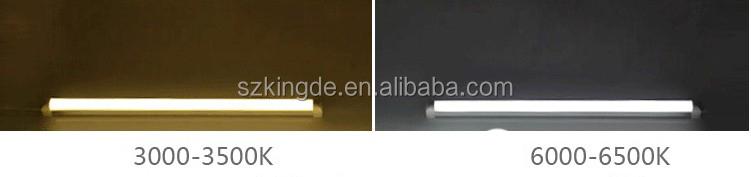 DLC UL CUL VDE TUV CE SAA listed led light T8 tube 1.2m 4ft 600/1200/1500mm