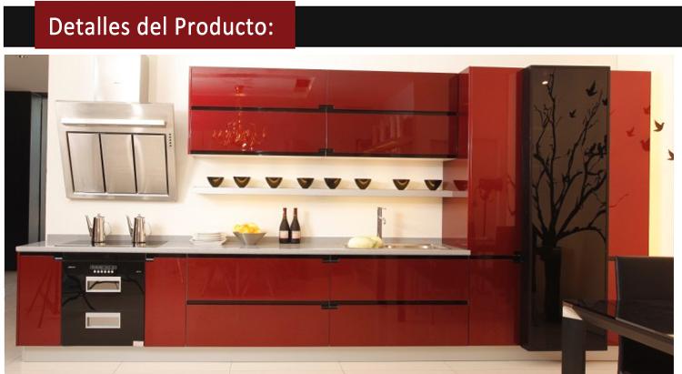 2014 de color vino tinto dise os de gabinete de cocina for Muebles de cocina vibbo