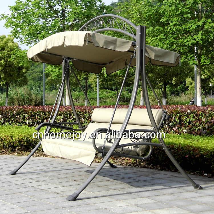 High quality metal swing set outdoor swing set adult for Modern swing set design