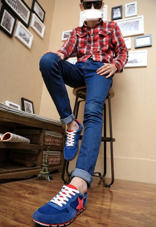 Мужские сандалии Noble SuFeng , 07