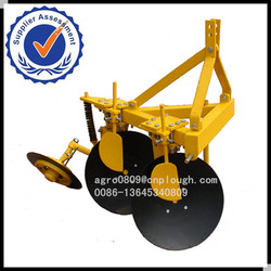 Small Tractor Plow Tractor Disc Plow for Sale farm implements