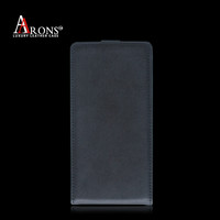 Genuine flip leather case cover waterproof case for sony xperia z1