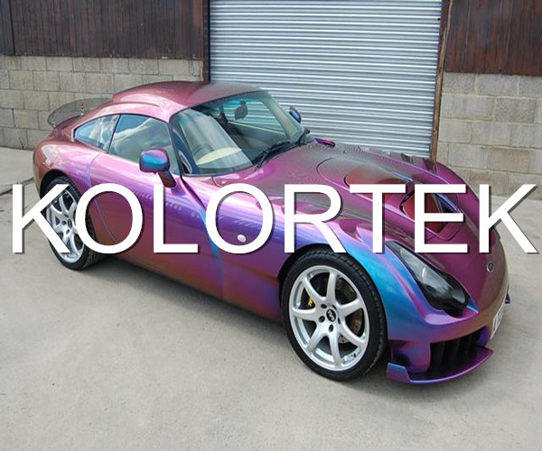 Car paint colors metallic candy chameleon pigments for Car paint company