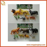 hot sale plastic modern wild animal toy wild animal toy factory AN1028666C-26