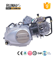 120cc motorcycle engine with balance shaft, good performance and cheap price engine for sale