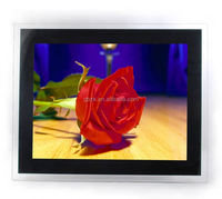 12 inch bluetooth wifi digital photo frame (WIFI/4GB Memory/Android 4.1/ Picture /Music/Video/Calendar /Clock)