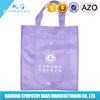 folding non woven bag/high quality non woven bag