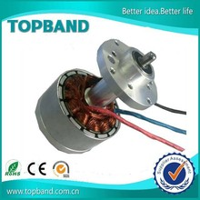 China supplier electric bicycle motor micro permanent magnet generator