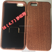 2015 Wooden Grain Hard wood phone case cell Phone cover