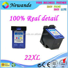 printer ink cartridge for hp ink cartridge 21 22