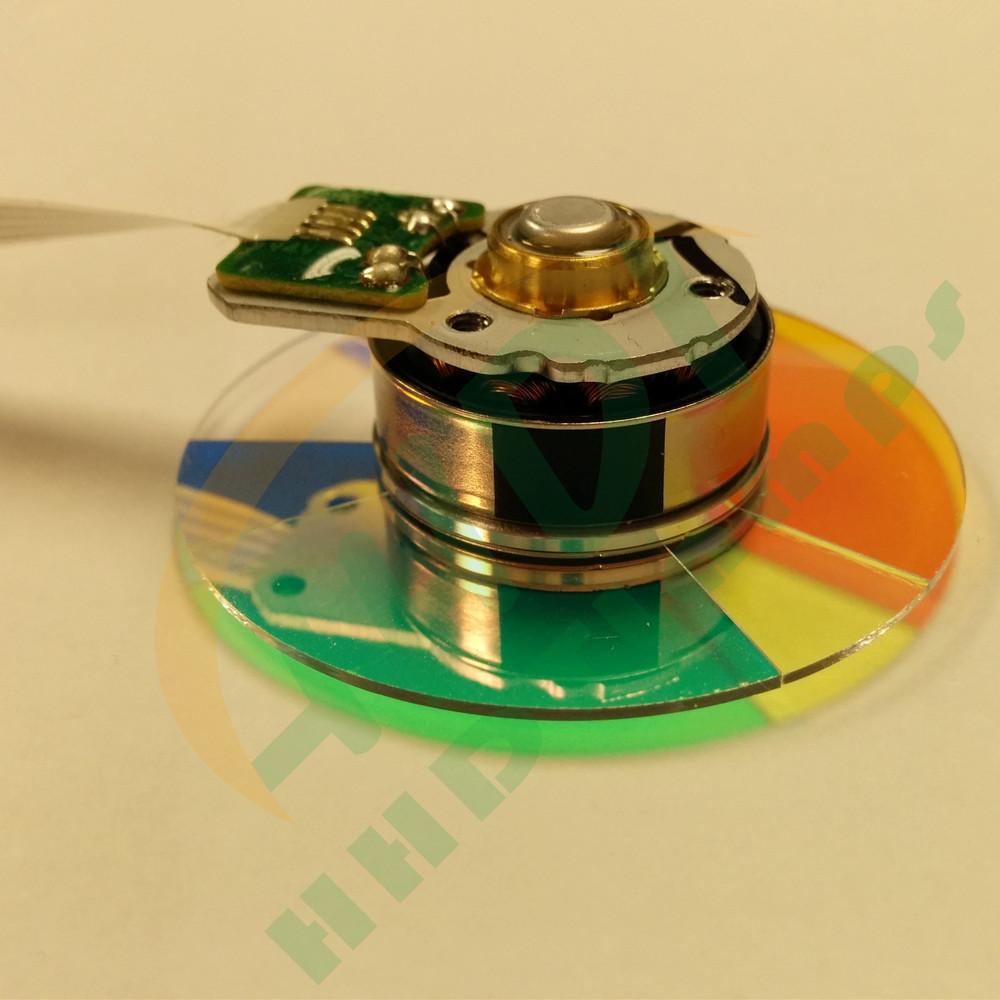 Color Wheel Projector Color Wheel 6 Color 42mm