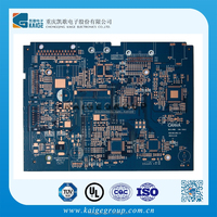 1.2mm Blue OSP PCB Circuit Boards for Automobile Application