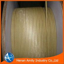 flat fiberglass cover aluminum wire