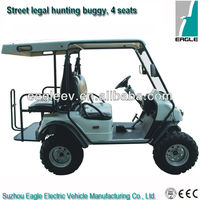 Street legal electric hunting buggy, EG2020ASZR-01