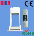 2015 nuevos productos de Metal puerta del balanceo contacto magnético sensores / detectores