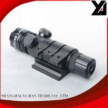Wholesale products china G26-II tactical green beam laser sight with rail mount tactical dual illuminated rifle scope