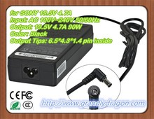 For Sony 19.5V 4.7A 6.5*4.4mm laptop adapter