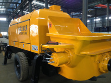 More Durable 90m3/h Trailer Pump HBTS90-18-176R for Pump Conveying