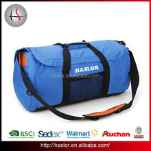 Durable waterproof ball sport bag for men with shoe compartment