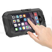 Professional manufacturer shockproof waterproof mobile phone case,waterproof phone case for iphone