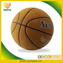 Custom Leather Basketball Ball