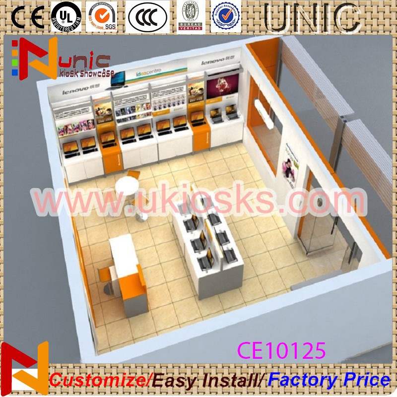 2014 Botique Mobile Phone Shop Interior Design Mobile