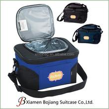 Custom polyester Cooler Bag for frozen food