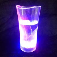 285ml/13oz Beer & Cola Mug With LED Light Flashing,LED Light-Up Drinkware Beer Mugs,Much Fantastic Charming Atractive(1lot=4pcs)