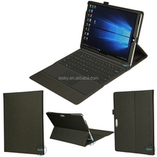 For Surface Pro 4 Case,High Quality Tablet Keyboard Cover PU Leather Case For Microsoft Surface Pro 4