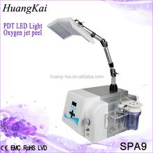 water oxygen jet peel for skin deep clean