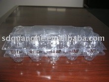 PVC recyled egg tray