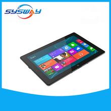 10.1 Inch 7500mAh LED Panel DDR 2GB Intel W8 Tablet PC
