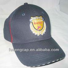 sombrero de ala personalizado logotipo de la marca de la tapa