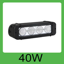 Hot sale 40W IP68 DC10v-70V Car worklight for tractors