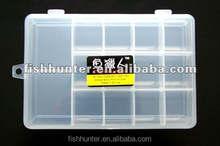 Soft lure fishing gear small plastic lure box