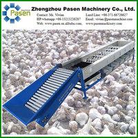With Washing Brushes Garlic Grading Machine| Garlic Sorting Machine| Garlic Classifying Machine