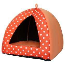 pet house outdoor cat heated bed