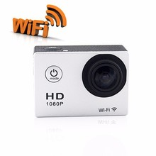 HOT SALE ! Hd 1080p Sport Camera 30M Wifi Remote Control Waterproof Action Camera