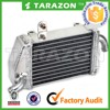 Aluminum pit bike radiator for KTM 65