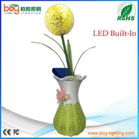 names of flowers used for decoration with led bulbs