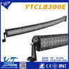New Brand led light bars 300w led headlight atv led light offroad YTCLB300E