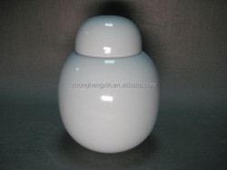Chinese ceramic pet caskets and urns