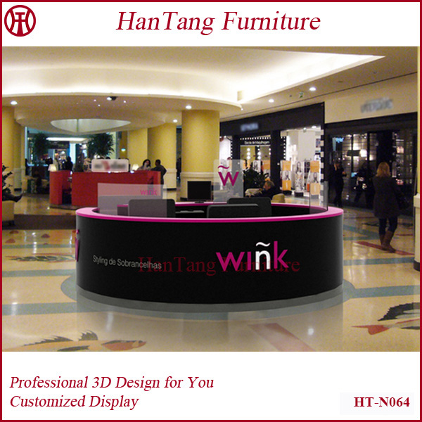 Custom Made In China Used Nail Salon Furniture For Manicure Table