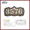 Hotel Door Numbers Metal Numbers Room Number Plate