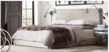 Muebles americanos de madera de abedul 2. metros clásica cama cama matrimonial